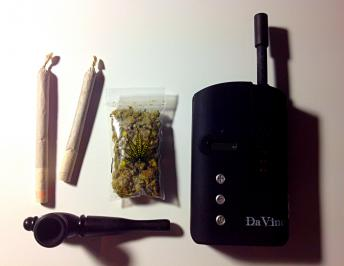 Smoking or vaping, which the best way to consume marijuana