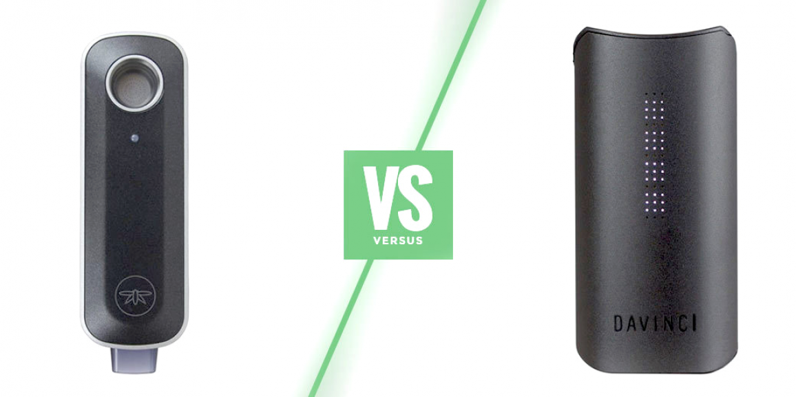 Firefly 2 vs Davinci IQ: Potable Vaporizer Comparison